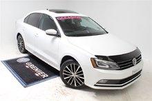 Volkswagen Jetta TDI+HIGHLINE+BAS KM+NAV+XENON 2015