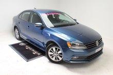 Volkswagen Jetta TDI+GARANTIE+BAS KM+AUBAINE 2015