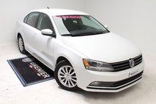 2015 Volkswagen Jetta TDI+AUBAINE+BLUETOOTH