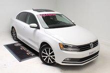 2015 Volkswagen Jetta TDI+COMFORTLINE+BAS KM+GARANTIE