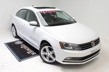 2015 Volkswagen Jetta TDI+HIGHLINE+18000KM+XENON+NAV