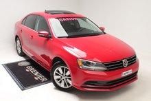 Volkswagen Jetta TOIT+MAGS+CAM DE RECUL+AUT 2015