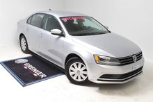 2015 Volkswagen Jetta A/C+BLUETOOTH+BAS KM+CAM DE RECUL