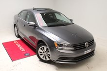 Volkswagen Jetta A/C+TOIT OUVRANT+BLUETOOTH 2015