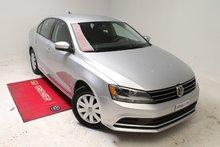 Volkswagen Jetta A/C+BLUETOOTH+SIEGES CHAUFFANTS 2015