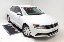 2016 Volkswagen Jetta BLUETOOTH+A/C+CAM DE RECUL+GARANTIE
