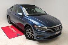 Volkswagen Jetta HIGHLINE+TOIT PANO+CUIR+BLUETOOTH+JANTES 2019