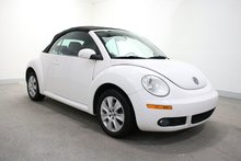 Volkswagen New Beetle Convertible **DÉCAPOTABLE** GR.ELECT+A/C+CRUSE 2009