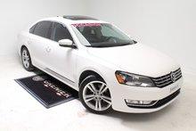 2012 Volkswagen Passat COMFORTLINE+ENS.SPORT+TDI