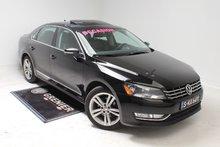 Volkswagen Passat TDI+HIGHLINE+NAVIGATION+AUBAINE 2013