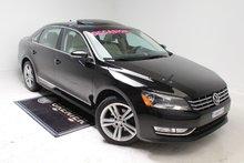 2013 Volkswagen Passat TDI+HIGHLINE+NAV+BAS KM