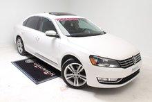 2013 Volkswagen Passat HIGHLINE+TDI+BAS KM +NAV