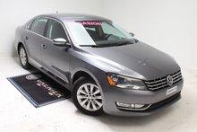 Volkswagen Passat TDI+BLUETOOTH+MAGS+AUBAINE 2014