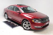 2015 Volkswagen Passat HIGHLINE+TDI+GARANTIE+NAV+DSG