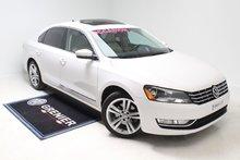 2015 Volkswagen Passat TDI+HIGHLINE+NAV+GARANTIE