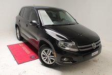 Volkswagen Tiguan 4MOTION+BLUETOOTH+SIEGES CHAUFFANTS+DEMARREUR 2013