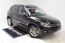 Volkswagen Tiguan 4MOTION+BLUETOOTH+GARANTIE 2014