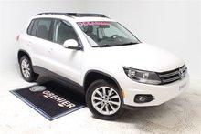 Volkswagen Tiguan COMFORTLINE+4MOTION+TOIT 2014