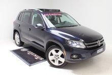2014 Volkswagen Tiguan 4MOTION+ENS.SPORT+COMFORTLINE