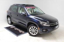 Volkswagen Tiguan 4MOTION+COMFORTLINE+BAS KM 2014