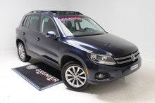 2014 Volkswagen Tiguan 4MOTION+COMFORTLINE+TOIT