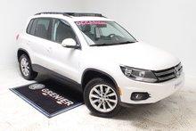 Volkswagen Tiguan COMFORTLINE+4MOTION+AUBAINE 2014