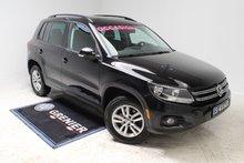 2014 Volkswagen Tiguan BLUETOOTH+BAS KM+AUBAINE