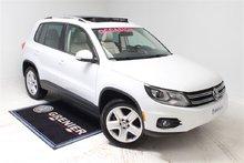 2015 Volkswagen Tiguan COMFORTLINE+ENS.SPORT+4MOTION