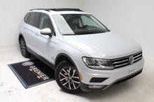 2018 Volkswagen Tiguan COMFORTLINE+TOIT PANO+DEMO+NAV
