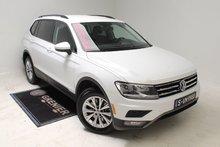 Volkswagen Tiguan 4MOTION+BAS KM+GARANTIE+CAM DE RECUL 2018