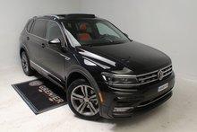 2019 Volkswagen Tiguan R-LINE+4MOTION+NAV+TOIT+CUIR