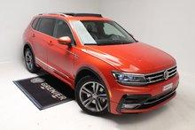 2019 Volkswagen Tiguan R-LINE+CUIR+TOIT PANORAMIQUE+COCKPIT NUMERIQUE