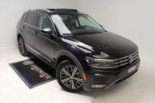 2019 Volkswagen Tiguan HIGHLINE+AIDE CONDUITE+PLUSIEURS COULEURS EN INV.