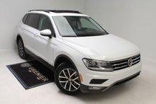 2019 Volkswagen Tiguan COMFORTLINE+CUIR+TOIT PANORAMIQUE