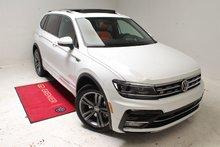 2019 Volkswagen Tiguan DEMO+R-LINE+COCKPIT NUMÉRIQUE+NAV+CAR PLAY