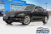 BMW 320i XDrive AWD cuir toit ouvrant volant chauffant 2014