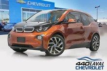 BMW I3 Électrique navigation bluetooth caméra de recul 2014