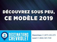 Chevrolet Camaro 1LT, Propulsion 2019