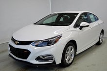 Chevrolet Cruze LT, Groupe RS 2018