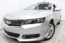 Chevrolet Impala LT V6 cuir toit ouvrant sièges chauffants 2018