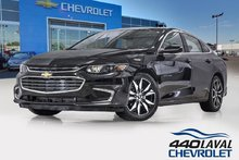 Chevrolet Malibu LT toit panoramique caméra de recul mags bluetooth 2018