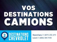 Chevrolet Silverado 1500 LTZ, Crew Cab * inclus 2000$ en carte cadeau 2018