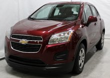 Chevrolet Trax FWD LS A/C BLUETOOTH JAMAIS ACCIDENTE 2015