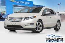 2012 Chevrolet Volt LTZ cuir caméra de recul sièges chauffants mags