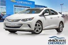 2018 Chevrolet Volt 2LT CUIR sièges & volant chauffant caméra de recul