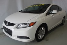 Honda Civic EX TOIT OUVRANT MAGS 2012
