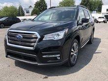 2019 Subaru ASCENT Limited, 2.4L,Bancs Capitaine, CVT, AWD