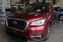 2019 Subaru ASCENT Limited, 2.4L, Bancs Capitaine, CVT AWD