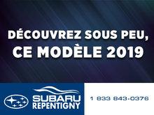 Subaru CROSSTREK CONVENIENCE CVT  2019