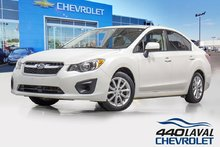 Subaru Impreza TOURING awd bluetooth sièges chauffants 2013